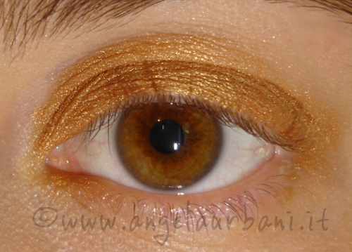 Tutorial trucco Warm Summer Step 1