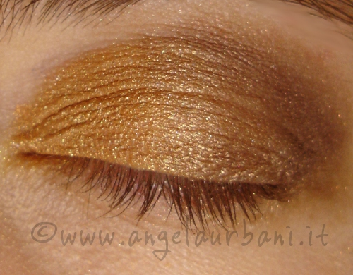 Tutorial trucco Warm Summer Step 2