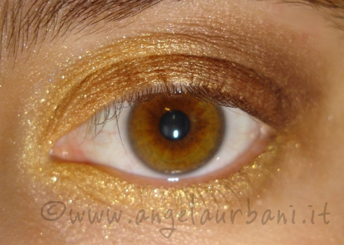 Tutorial trucco Warm Summer Step 3