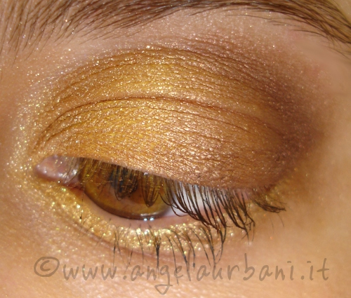 Tutorial trucco Warm Summer Step 4
