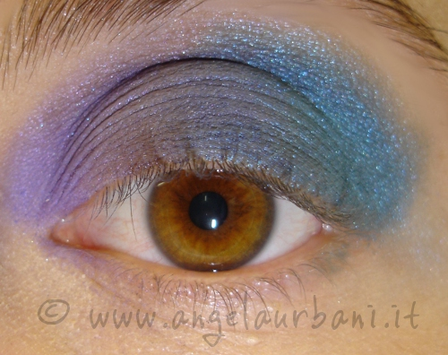 Tutorial trucco 80s are back step 3