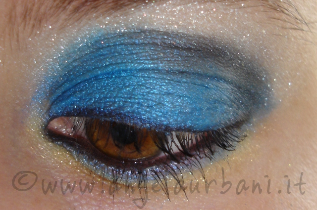 tutorial trucco katy perry dark horse egyptian spring