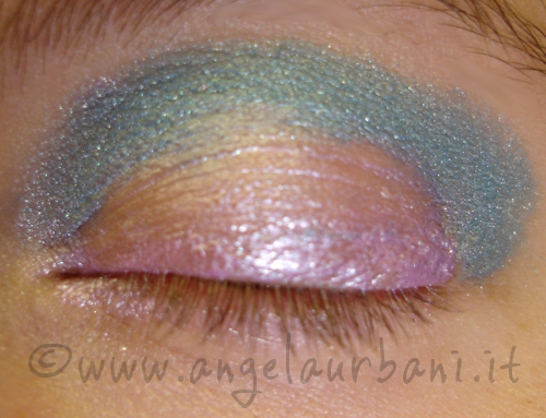 Tutorial trucco Fresco step 2