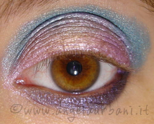Tutorial trucco Fresco step 3
