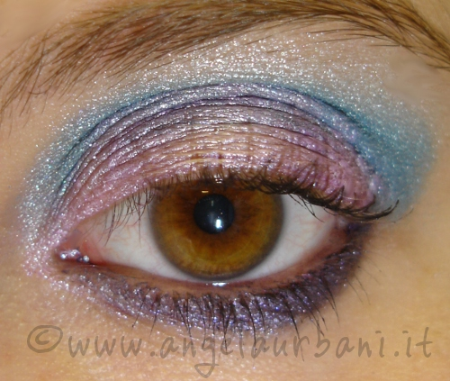 Tutorial trucco Fresco step 4