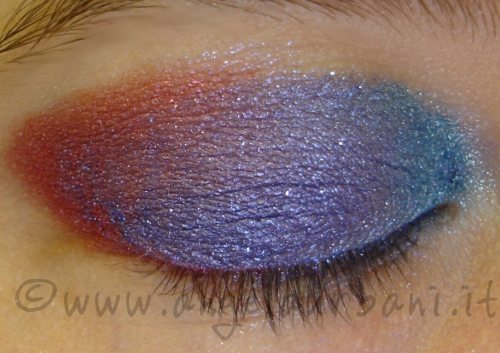 tutorial trucco makeup Night Out Step 3