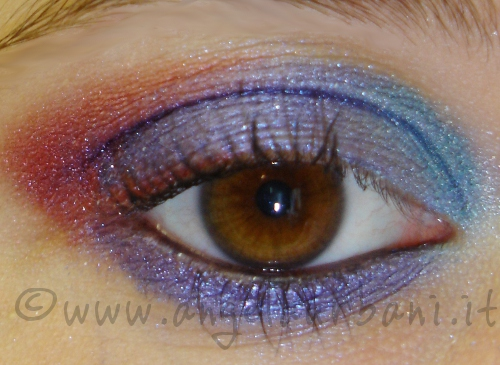 tutorial trucco Night Out by *AngyMakeUp*