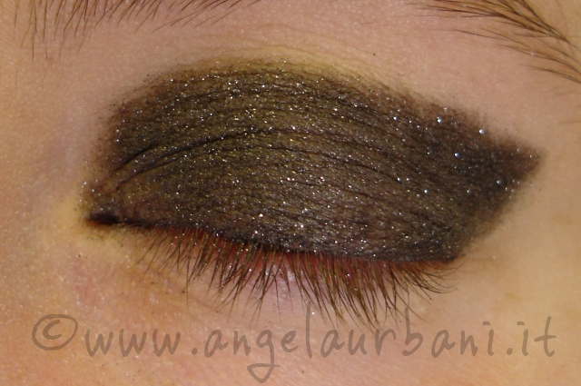 tutorial trucco Sparkling step 1
