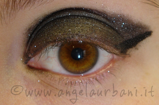 tutorial trucco Sparkling step 2