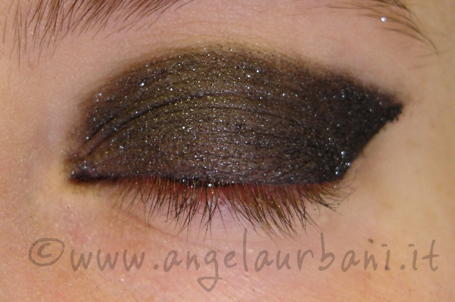 tutorial trucco Sparkling step 3