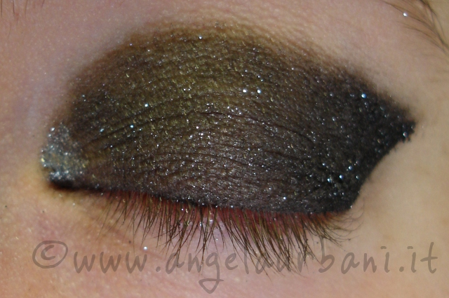 tutorial trucco Sparkling step 4