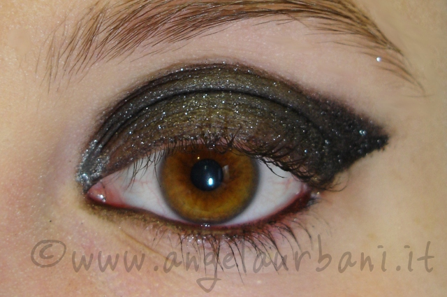 tutorial trucco Sparkling step 5