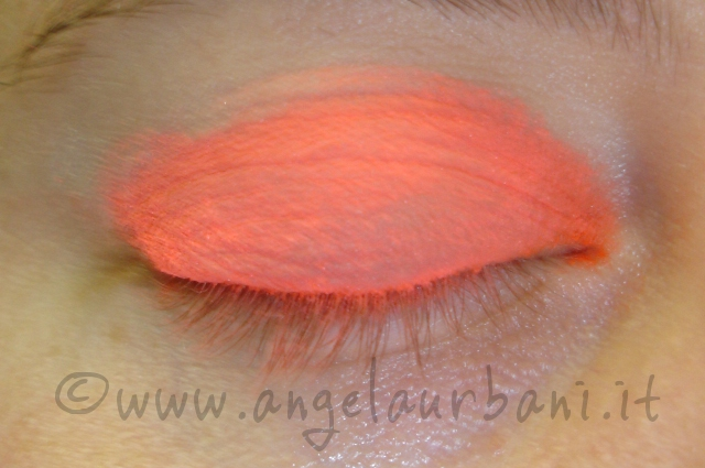 Tutorial trucco Tropical Flamingo step 1